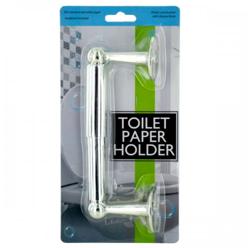 Chrome Color TOILET PAPER Holder