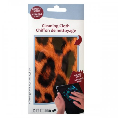 Double-Sided Screen Cleaning Cloth