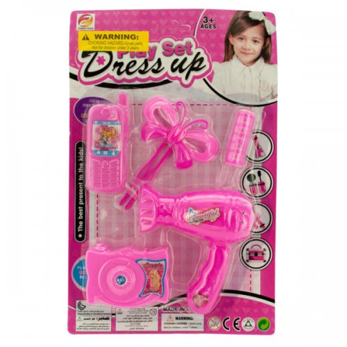 DRESS Up Beauty Play Set