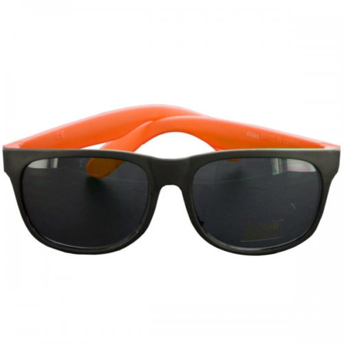 Black & Orange UV 400 Protection SUNGLASSES