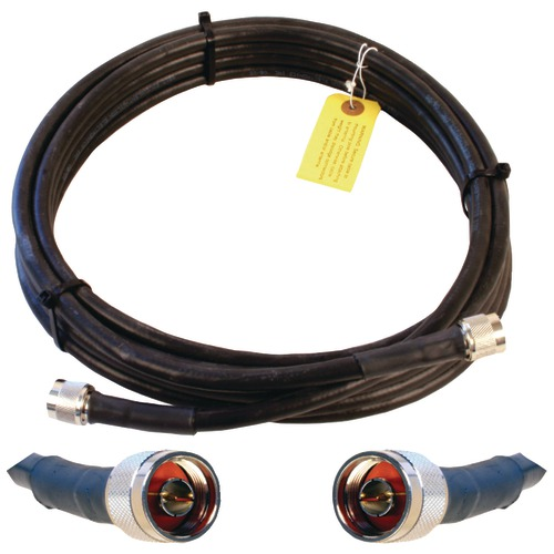 Wilson ELECTRONICS Ultralow-loss Coaxial Cable (20ft)