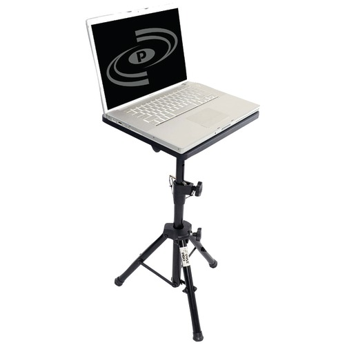Pyle Pro Pro Dj Tripod Adjustable Notebook COMPUTER Stand