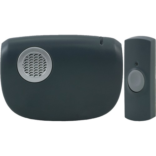 Ge Portable Door Chime With DOORBELL Button
